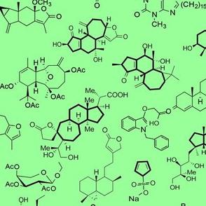 Molecules - Mint - Small