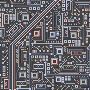 Short Circuits (Rose Quartz and Serenity)