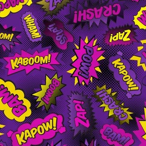 Super Words! (Purple)
