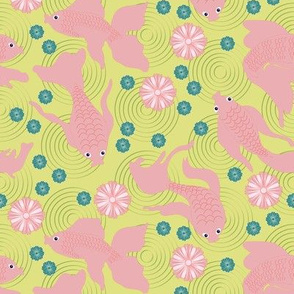 Japanese_Water_Garden_pink_green
