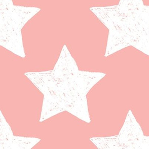 You are my mega star night hero dreamer pastel pink