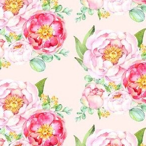 Peonies Love in Pink