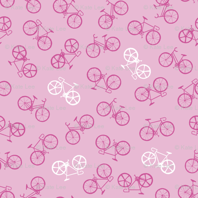 bicycle_pink tonal