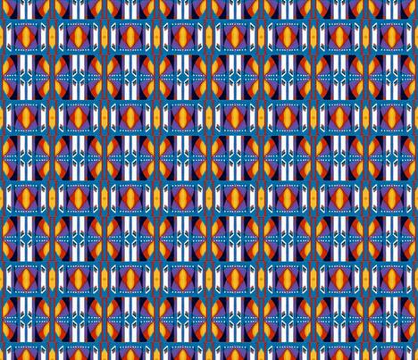 Flutterbys fabric by ktd on Spoonflower - custom fabric