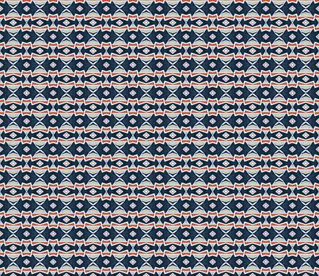 Line Dance fabric by ktd on Spoonflower - custom fabric