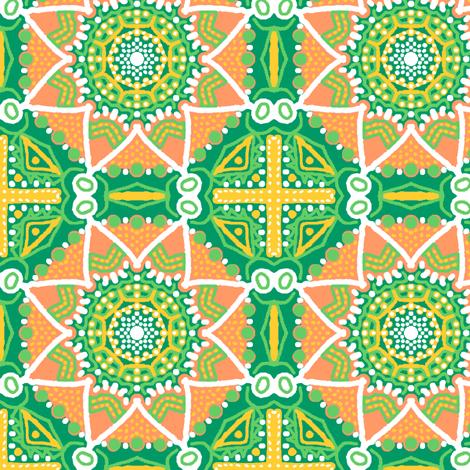 Blossom fabric by tallulahdahling on Spoonflower - custom fabric