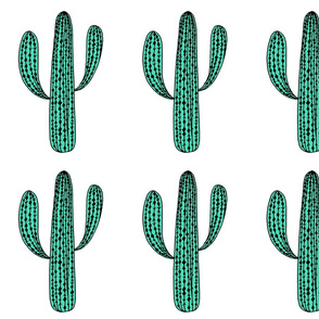 cactus cut out // cute cactus illustration