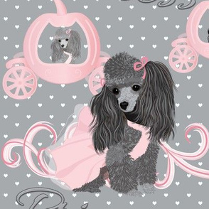 Poodle - Cinderella Princess