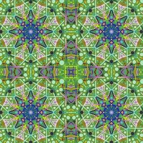 Char: Green