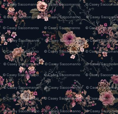 Japanese Boho Floral