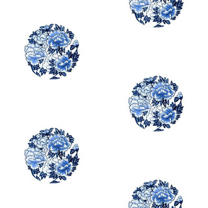 Japanese Spot Camellia Blue