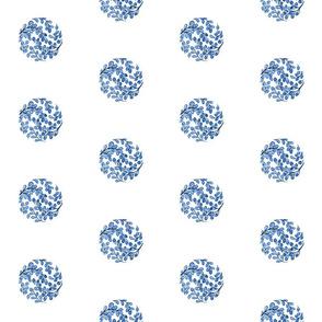 Japanese Spot Leaf Embrace Blue