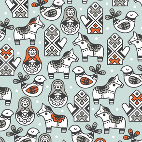 Folk_symbols_seamless_pattern