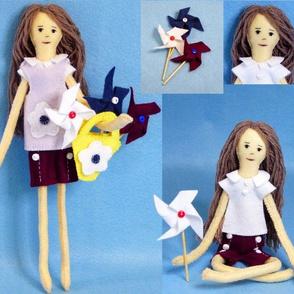 Moria and the Pinwheels