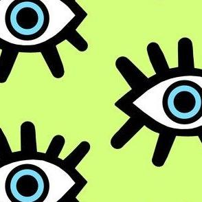 Lime Eye
