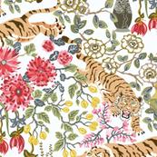 Wild Tiger Garden