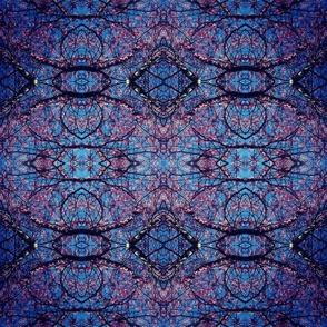 Intricate Blue