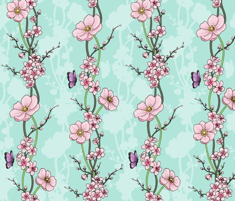 Rrrjapanese_garden_turquoise_300_hazel_fisher_creations_shop_preview