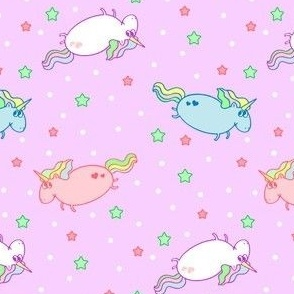Unicorns and Stars