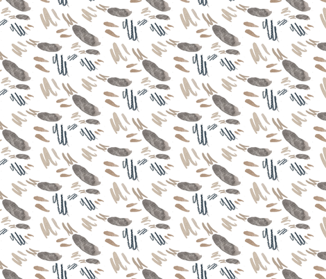 Palette fabric by loisruth on Spoonflower - custom fabric