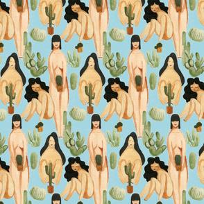 Cactus_LadiesBlue