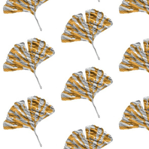 PAINTED GINKGOS