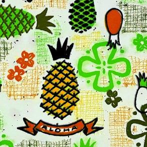 Aloha Pineapples 1a