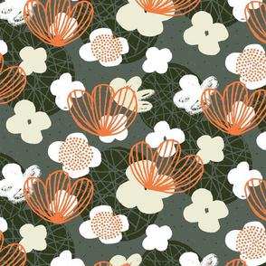 Kokedama Garden - Grey by Friztin