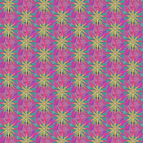 Starburst fabric by smp-creations on Spoonflower - custom fabric