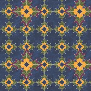 Earthy Moroccan Tile II