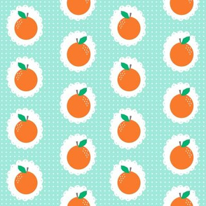 oranges orange fruit summer citrus pastel girls sweet