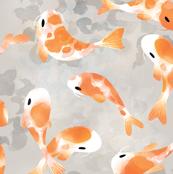 Japanese Koi Fish - Small