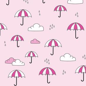 Umbrellas_Pink