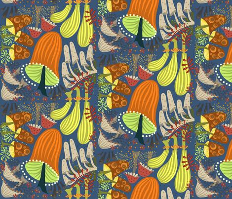 Dyondyon fabric by jsuzie on Spoonflower - custom fabric