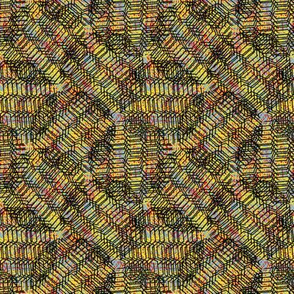 textured dots #2