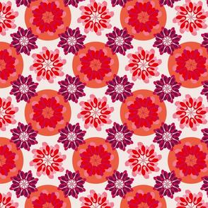 Samaras (red + pink)
