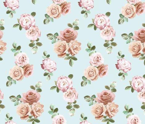 Rdaphne_rose_pattern_blue_desaturated_shop_preview