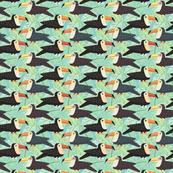 Medium Toucan Tile