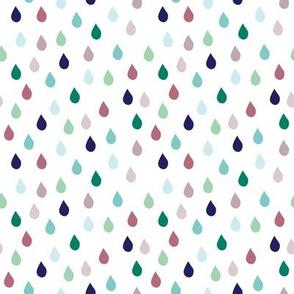 Raindrops Multi (March)