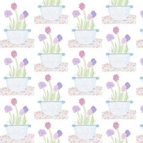 Purple_Flowers_Drawing_-_White_Background