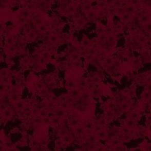 Subtle Blossom (Garnet)