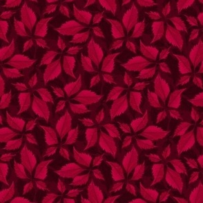 Autumn Leaves (Garnet)
