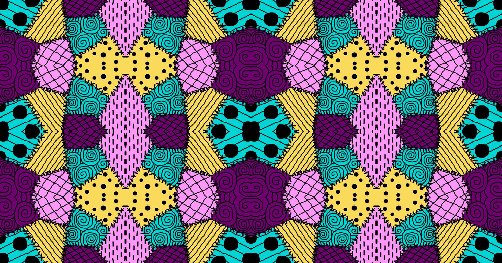 Sally fabric - earsbydede - Spoonflower