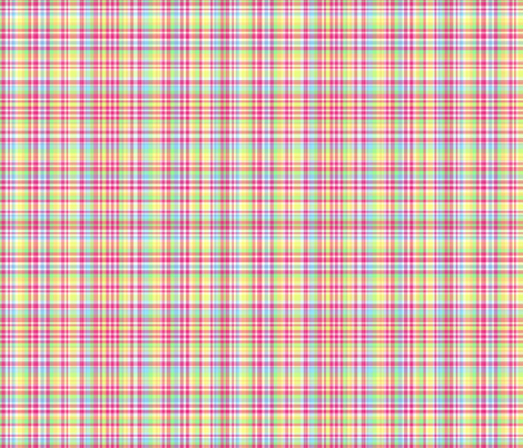 Fun Plaid fabric by argenti on Spoonflower - custom fabric