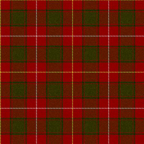Macfie Tartan // Small fabric by thinlinetextiles on Spoonflower - custom fabric