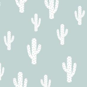 Cactus - Ice Blue