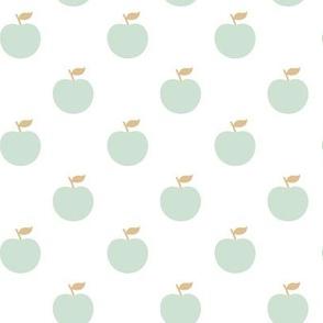 Apple - Pastel
