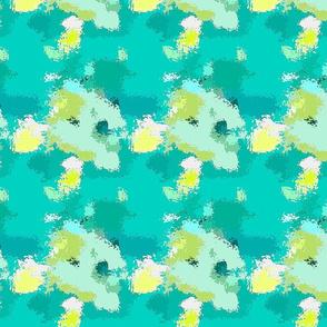 yellow-turquoise