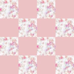 Blender Pink    2 inch Check