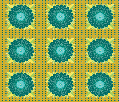 Giant_Dotty_Mum_2 fabric by alchemiedesign on Spoonflower - custom fabric